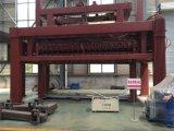 AACのブロックの工場生産ライン