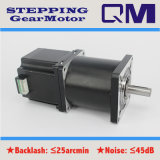 Gearbox Ratioの1:50のNEMA23 L=54mm Stepper Motor