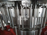 Maquinaria de relleno embotelladoa carbonatada botella de la bebida del animal doméstico