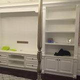 Cabinets en bois de garde-robes