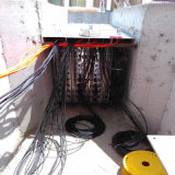 Abrir o sistema UV do Sterilizer da água da canaleta com controlo automático