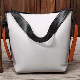 주머니 (EMG4701)를 가진 2017명의 최신 Leather 형식 숙녀 끈달린 가방 큰 여자의 핸드백