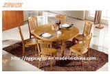 Сжатой сложенная мебелью таблица деревянной таблицы твердая деревянная обедая