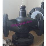 Soupape motorisée par vapeur d'acier inoxydable de Flangetype (VD-2615-125)