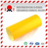 Ingeniería amarilla Grado láminas retrorreflectantes de las señales de tráfico de tráfico