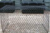 Engranzamento de fio de Gabion com o Gi/PVC revestido