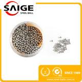Produciendo SGS 6m m 304 bolas de acero inoxidables para el polaco de clavo