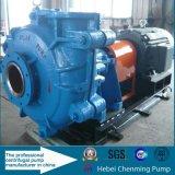 Pompe centrifuge à boue centrifuge anti-usure horizontale