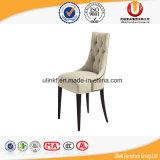 Cuero blanco del nuevo diseño con la silla de la boda de Marruecos del espárrago (UL-HT017)