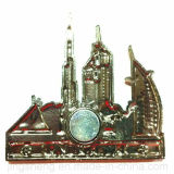 昇進のカスタム記念品のホーム装飾の金属冷却装置磁石