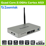 Zoomtak 2 GB de RAM 16 GB de ROM de Android TV Box T8h