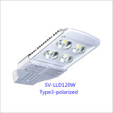 luce di via esterna di 120W IP66 LED con 5-Year-Warranty (polarizzato)