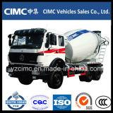 ساينو تراك HOWO 9 متر مكعب 336HP 6X4 شاحنة خلط الخرسانة / أسمنت الثقيلة شاحنة خلاط