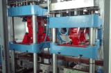 Haustier-materielles Frucht-Tellersegment, das Maschine bildet