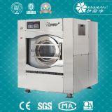 Waschmaschine mit Karten-Stahltrommel-Trommel verwendetem industriellem