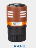 Freqüência ultraelevada de Ealsem Uw793 receptor médio do tamanho de 200 freqüências para o microfone do mercado de Europen