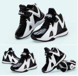El OEM del precio de fábrica hace sus propios zapatos de baloncesto del hombre de la marca de fábrica