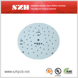 Soder白い1oz 1.6mm LED PCB