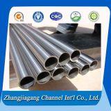 Gr5 laminado en caliente industrial de tuberías de titanio