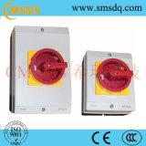 Isoladores rotativos solares de raio AC