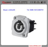 IP67 20A 500V Power fuori Powercon/Waterproof Connector