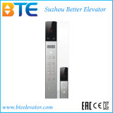 Elevatore Gearless del passeggero di Vvvf del Ce con la piccola stanza della macchina