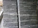 Azulejo negro de la pizarra para la pavimentación de la pared del suelo