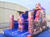 Adults를 위한 유행 Commercial Inflatable Slide