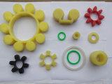 Lacre elástico del acoplador del amortiguador de diverso de los colores flor del ciruelo