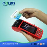 NFC 자기 카드 독자와 가진 이동할 수 있는 손 POS 자동 경리 계산기 단말기