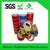 BOPP cinta de embalaje caja de acrílico logotipo OEM personalizado impreso cinta adhesiva transparente