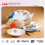 Ceramische die Plaat met Verschillend Ontwerp of het Ontwerp van de Klant wordt geplaatst