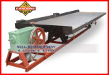 Concentrator mineral Fiber Glass Shaking Table (6-s que agitam a tabela)