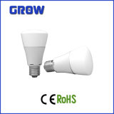 10W Plastic+Al 2835SMD High Lumen LED Bulb mit CER Approvel