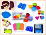 台所ツールのための食品等級の機械を形づけるケーキの型または氷の管のシリコーンのブランド