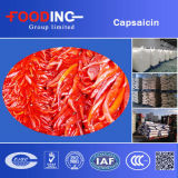 10%-99%自然な補足のCapsaicin