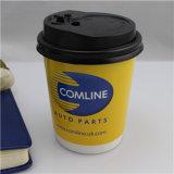 Nahrungsmittelgrad-gedrucktes heißer Getränk-Kaffee-Papiercup