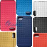 2016 새로운 도착 경쟁가격 고품질 벌집 iPhone 7을%s 광택이 없는 TPU 셀룰라 전화 상자