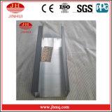 Constructeur en aluminium de mur rideau d'enduit noir de PVDF (JH180)