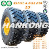 23.5r25, 20.5/70-16 weg von Road Tire Radial Tire Mining Tire OTR Tire