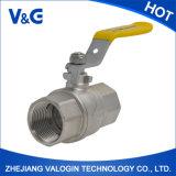 Clapets à gaz en laiton d'Inig&Watermark Aproved (VG-A61011)