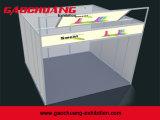 Soporte modificado para requisitos particulares modular del comercio justo de la cabina de la exposición de Octanorm