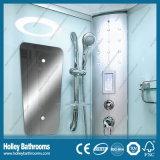 Quarto de chuveiro Multifunctional do setor com a porta do vidro geado (SR116C)