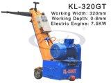 7.5キロワットの380Vで電気エンジンKL-320gtと表面剥離機機* 3相/ 60Hzの電気モーター、Gt320ドラム96PCS 111280カッターや128PCSワッシャ付き