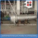 Pianta di raffineria usata dell'olio per motori dell'evaporatore della pellicola sottile