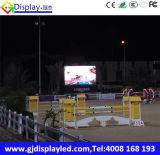 Visualización de interior y al aire libre del estadio de P10mm/P16mm/P20mm de LED