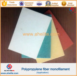 Fibra concreta del cemento del acoplamiento de la fibra del polipropileno de los PP