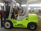 Chariot élévateur de diesel d'Elevateur 3tons de char du Bangladesh