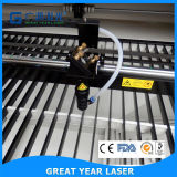 China-Lieferant CO2 Laser-Ausschnitt-Maschine für hölzernen Ausschnitt 1390e