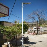 Indicatore luminoso di via solare Integrated verde di Enery LED 15W